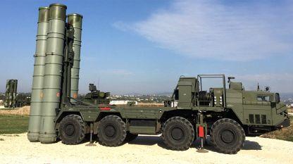 Руска зенитно ракетна система С-400
