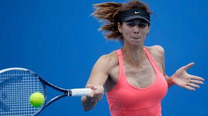 Цветана Пиронкова отпадна от турнира в Мадрид