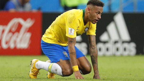 Бразилецът Неймар е футболист на ПСЖ