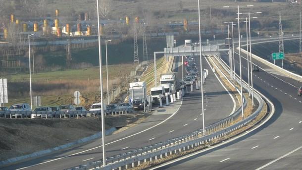 """АПИ не е възлагала дейности по трасето на магистрала """"Струма"""" през Кресненското дефиле"""