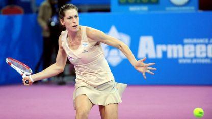 Андреа Петкович е първата полуфиналистка в Турнира на шампионките