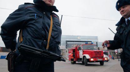 Полицаи в Санкт Петербург