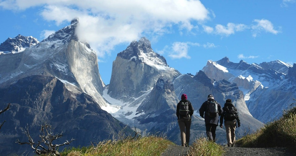 Торес дел Пайне в Чили