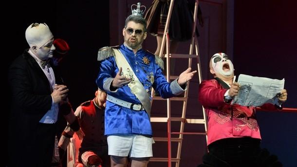 Развълнувах се, когато видях в програмата на тазгодишния оперен фестивал