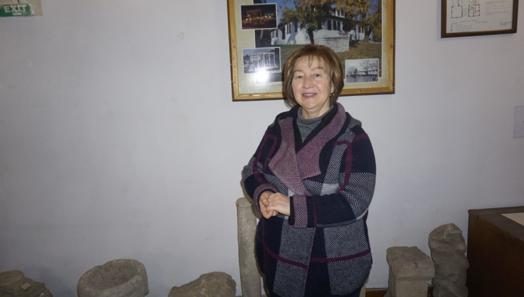 Маргарита Радулова, уредник в РИМ- Видин