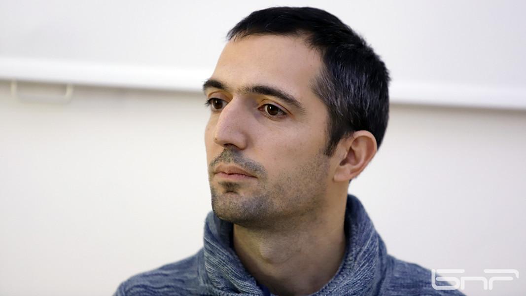 Гл. ас. д-р  Камен Бояджиев