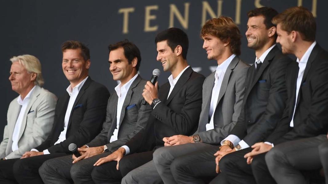 Роджър Федерер призна, че мачовете на двойки са особено важни