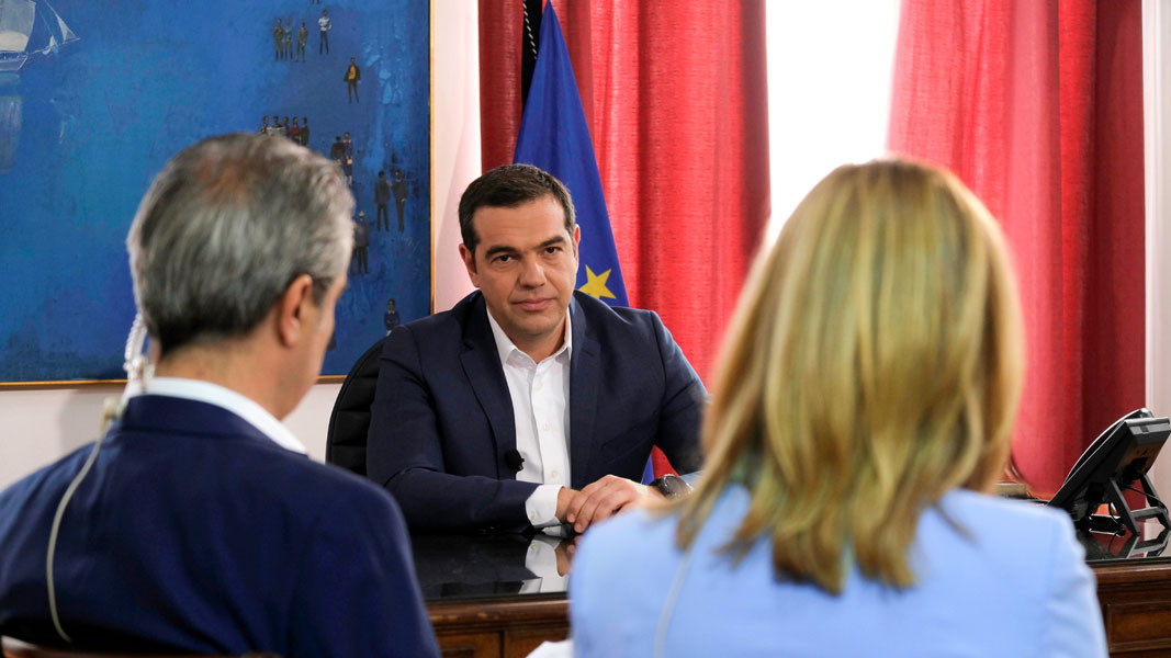 Photo: EUROKINISSI / primeminister.gr