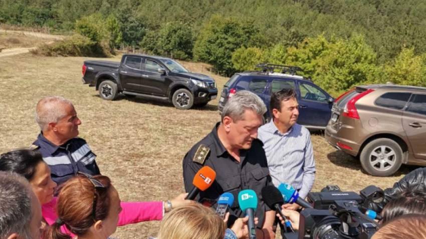 Yangın yerine şahsen gelen Ulusal İtfaiye ve Halk Güvenliği Genel Müdürlüğü Baş Komiseri Nikolay Nikolov, iki günde yangının söndürülmesine 127 kişinin katıldığını bildirdi.