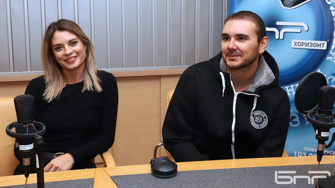 Соня Валериева и Филип Захариев
