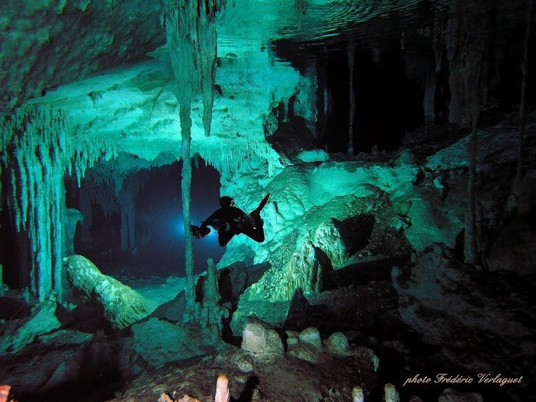 Дълбоко подземните води