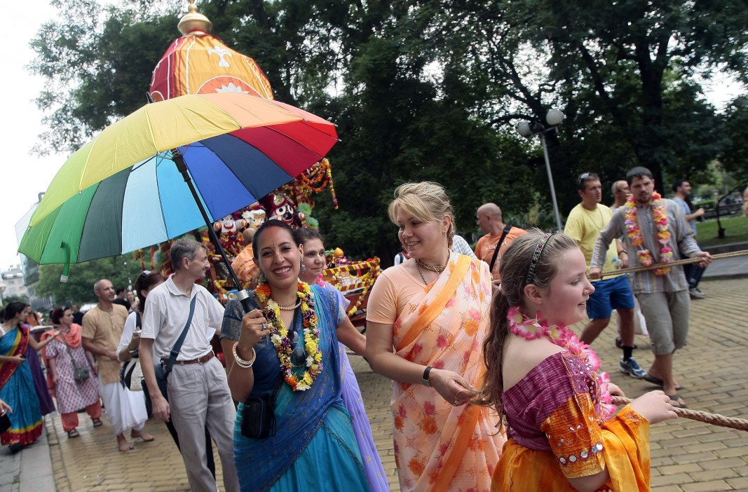Фестивалът Ратха Ятра ще се проведе тази събота на лятната