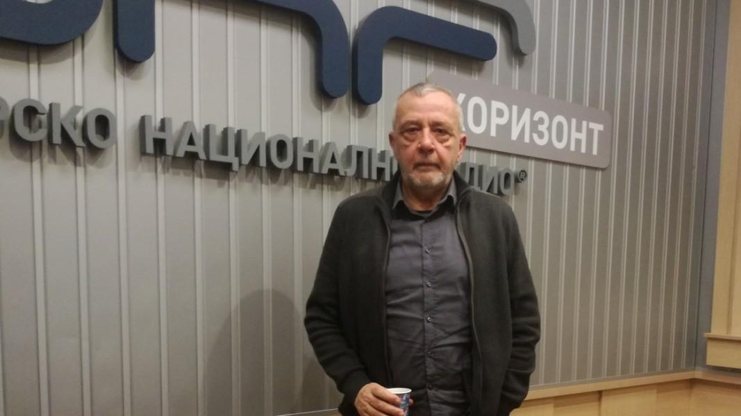 """Анри Кулев в студиото на """"Хоризонт"""""""