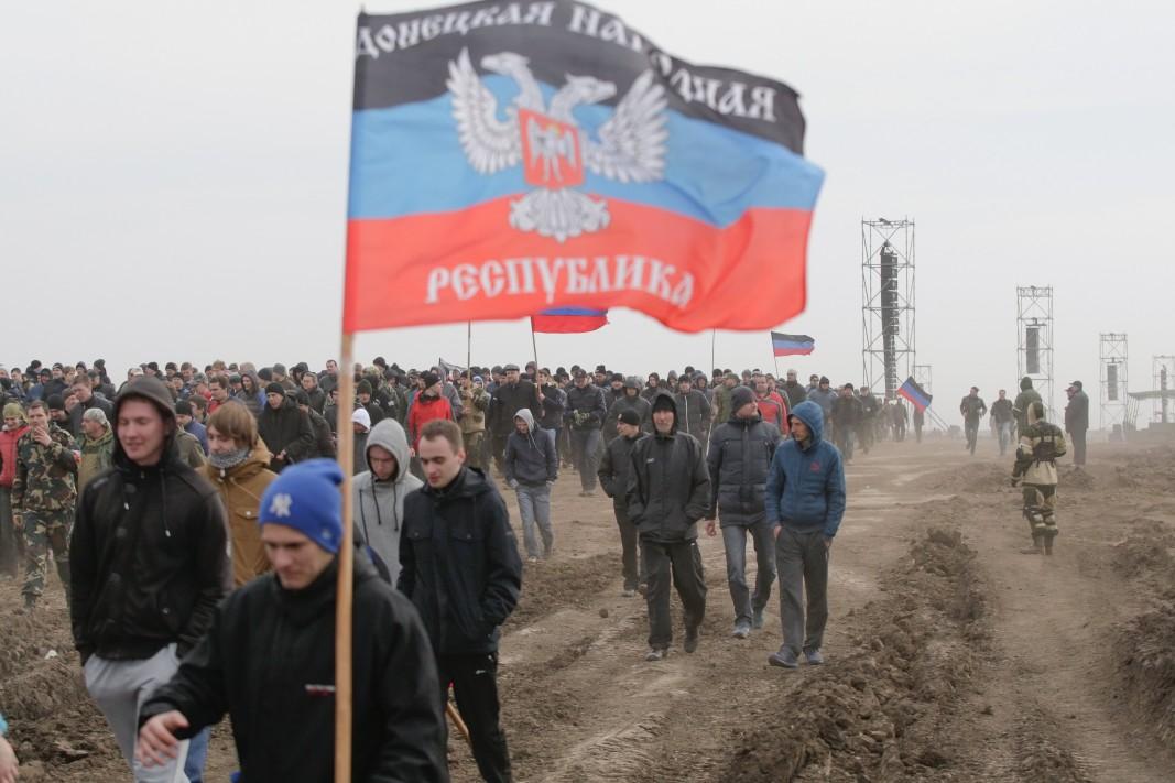 При сегашната власт в Украйна автономията на Донбас е невъзможна