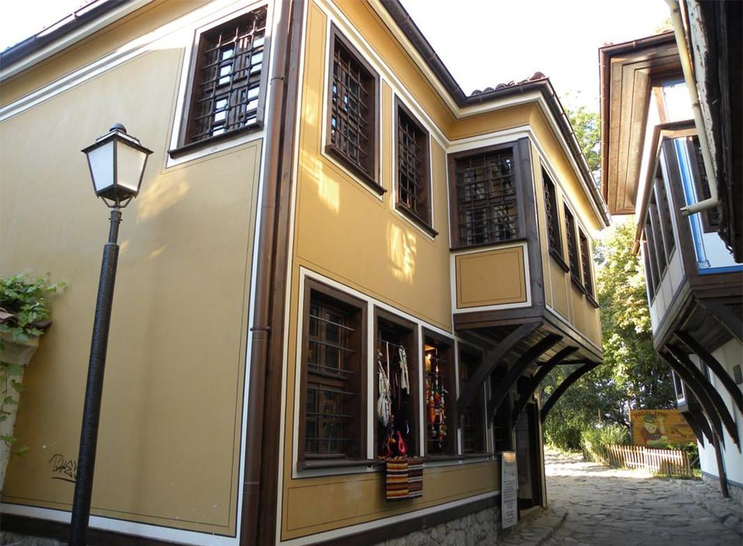 Бакаловата къща
