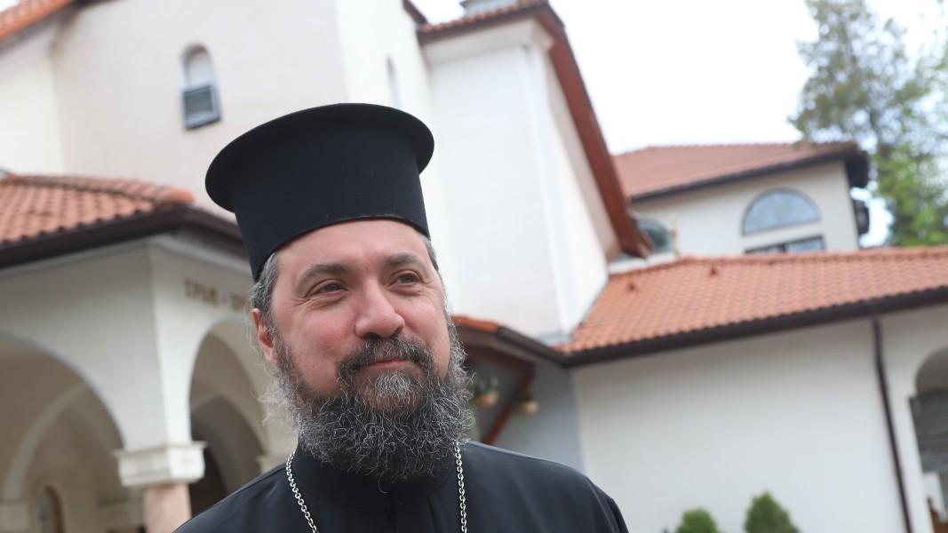 Отац Василиј Сарјан