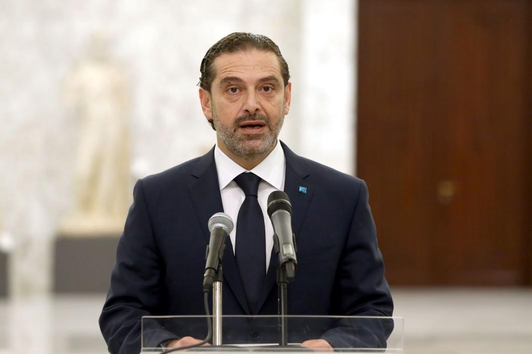 Премиерът на Ливан Саад Харири