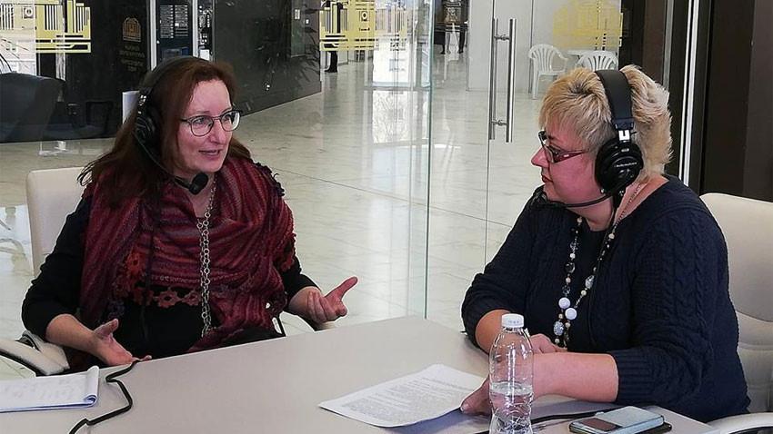 Поредната среща от VІ Литературен фестивал, на който гостува Радиоприемница,
