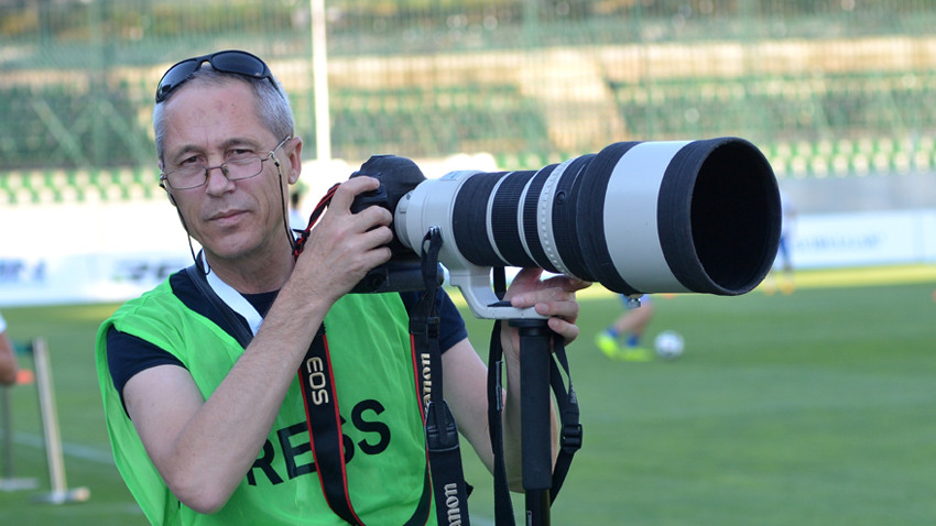 Mehmet Aziz. Fotoğraf: özel arşiv