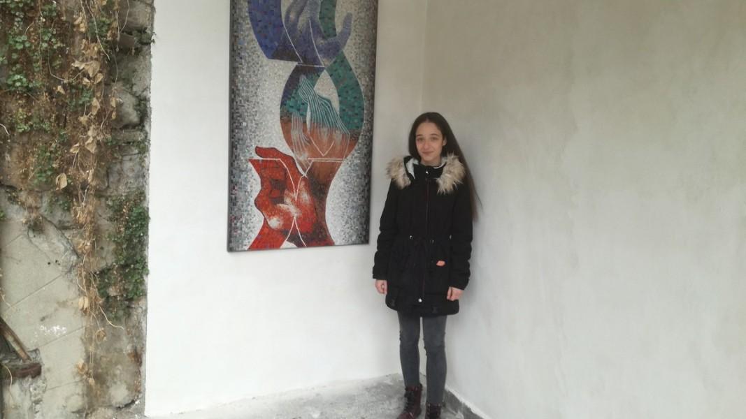Симона Станиславова Йорданова                    Снимка: Здравка Маслянкова