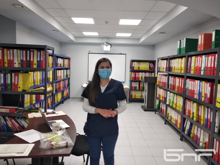 Диспансера към Клиниката по нефрология на Александровска болница