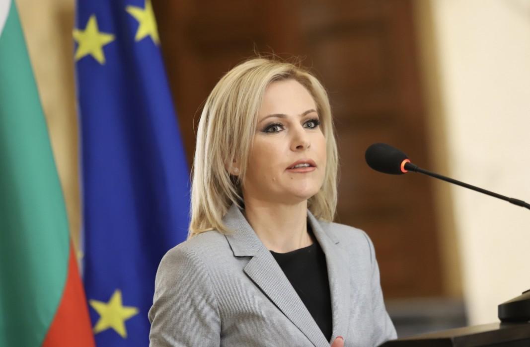 Говорителят на главния прокурор Сийка Милева даде брифинг в Съдебната палата.