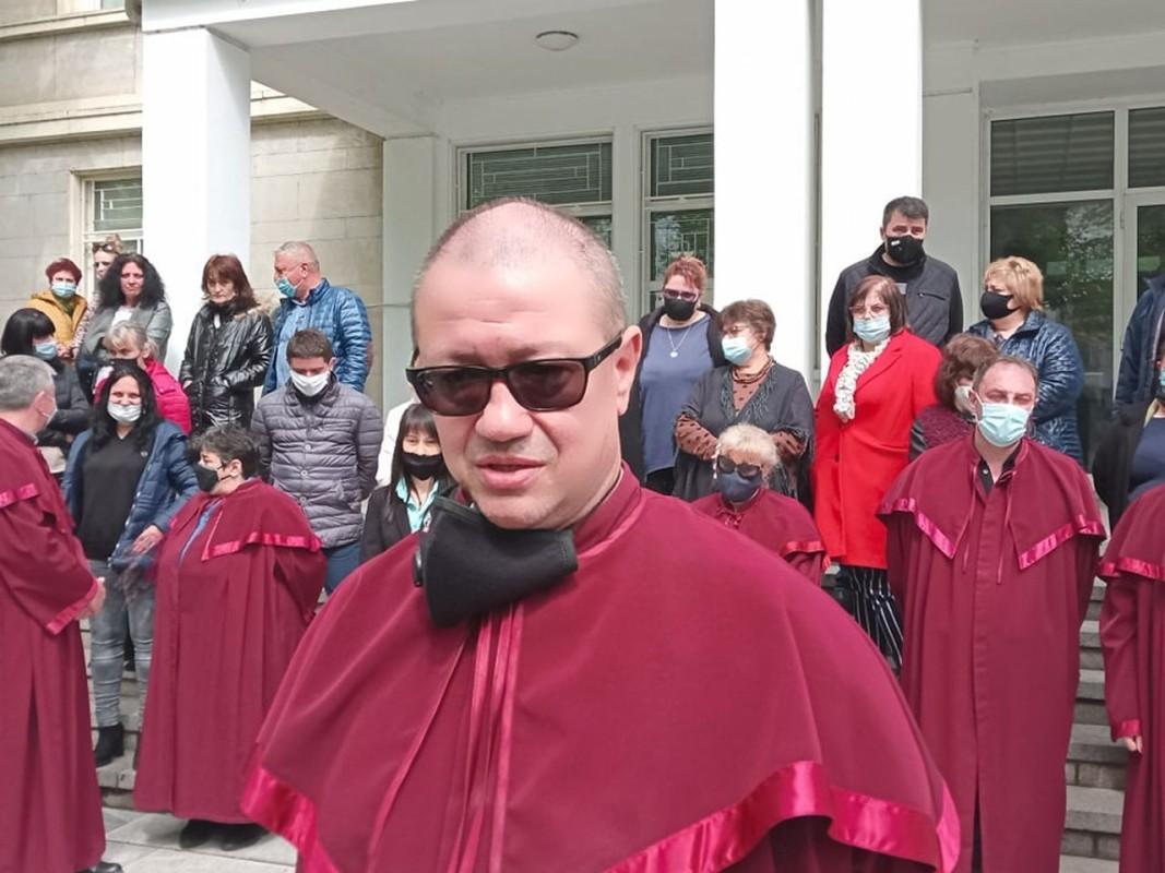 Протестът в Силистра