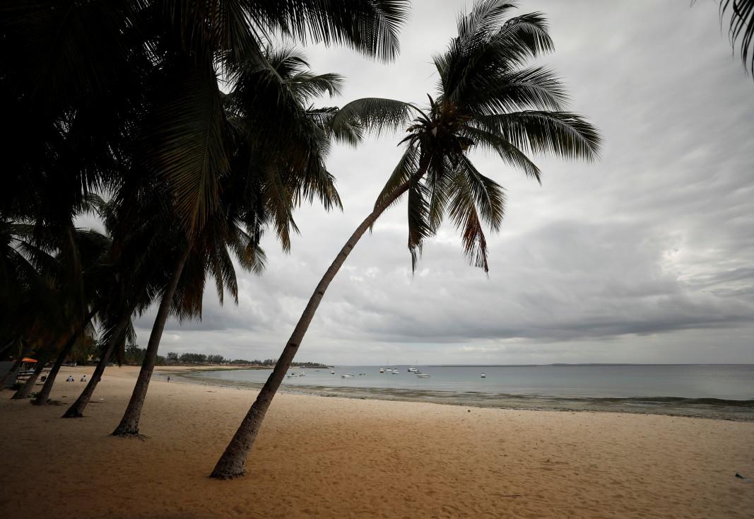 Плаж в Мозамбик