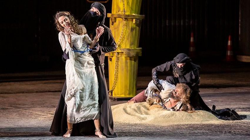 Снимка: Yasuko Kageyama / Opera di Roma