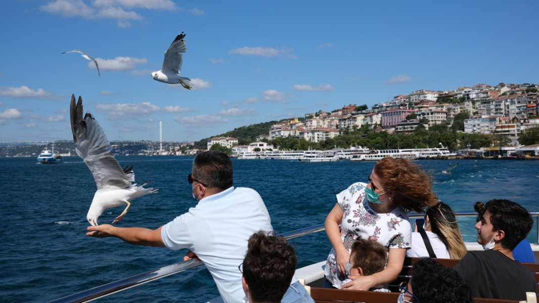 Турция               Снимка: EПA/БГНЕС