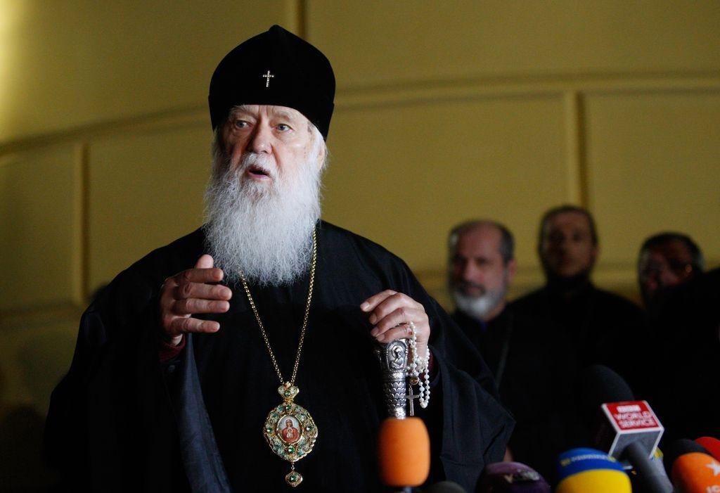 Украинците празнуват от снощи решението на Константинополската патриаршия да признае