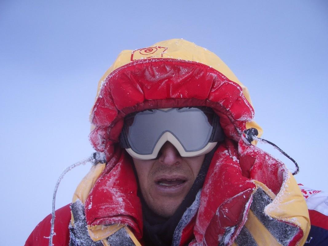 Петков на Еверест 2004 г.