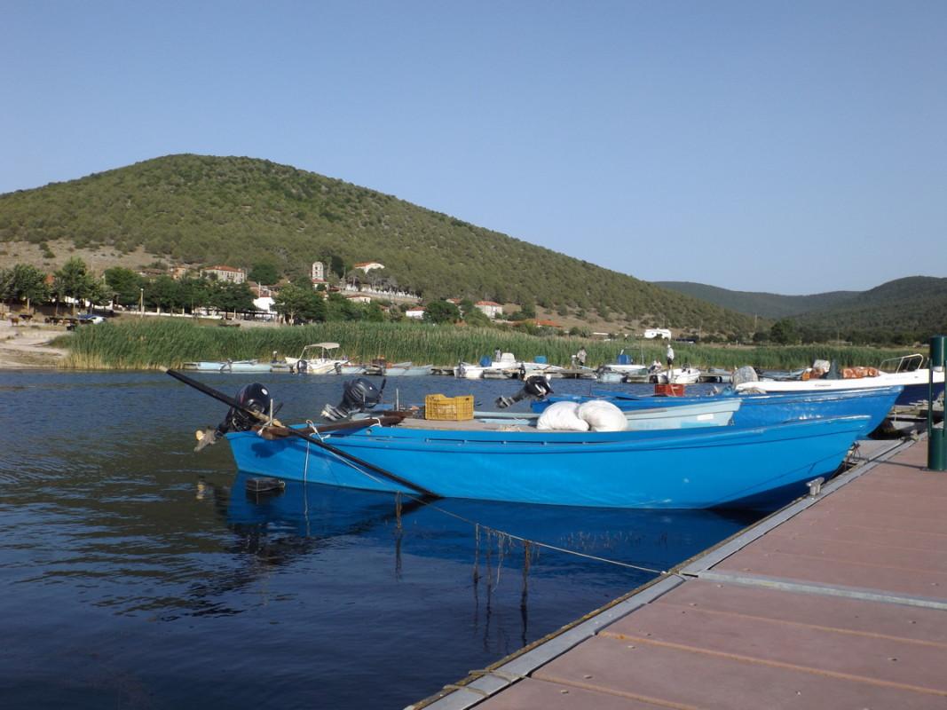 """Националният парк """"Преспес"""" в Гърция    Снимка: личен архив"""