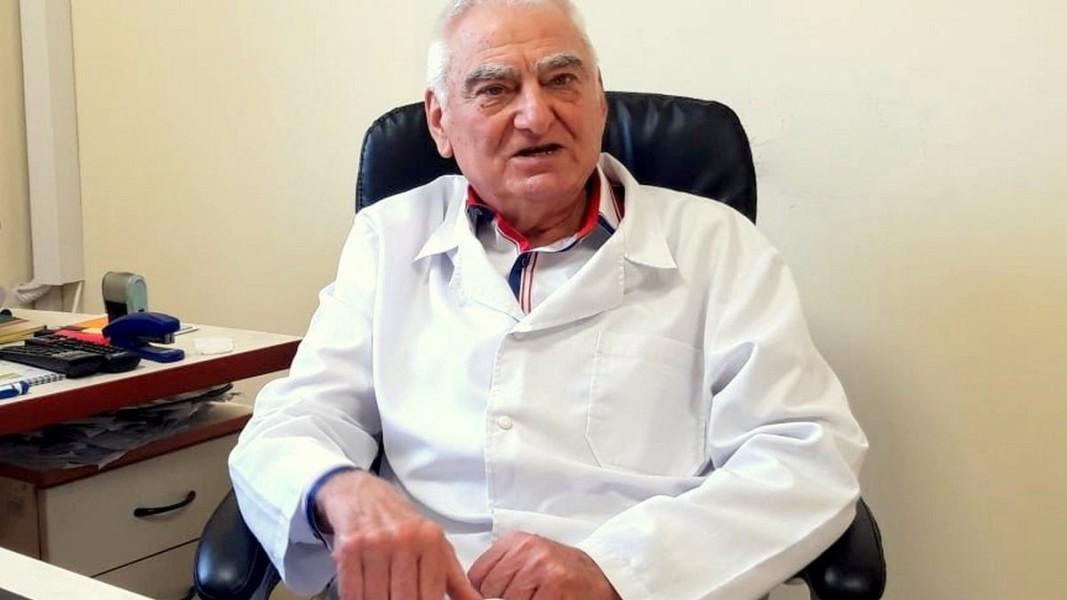Проф. д-р Тошко Лисичков             Снимка: СБАЛХЗ