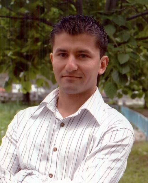Снимка: Владимир Караджов: Искам да бъда най-добрият писател сред географите