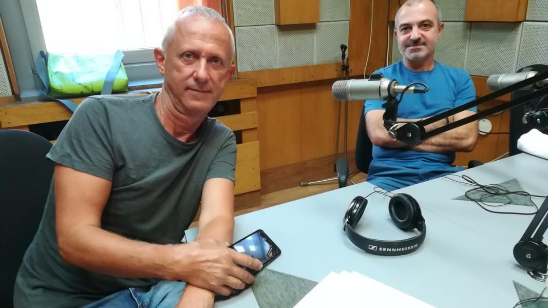 Емил Миразчиев и Йоханес Артинян  Снимка: Ирина Недева