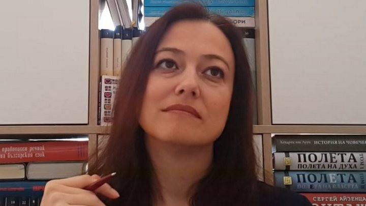Катя Михайлова  Снимка от личен архив