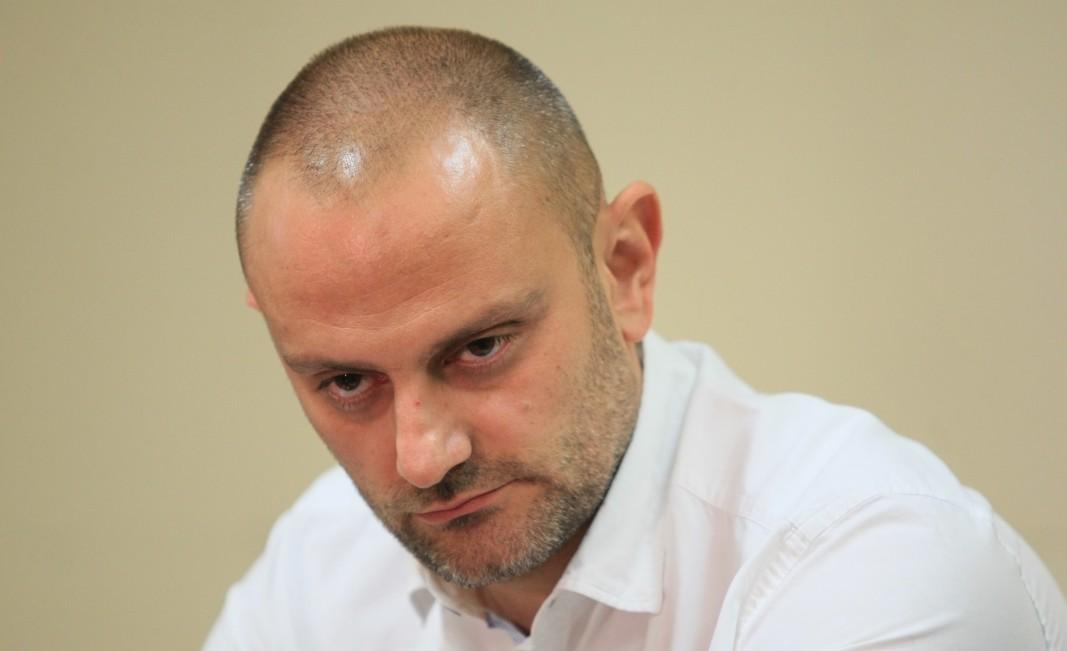 Досегашният шеф на ГДБОП главен комисар Любомир Янев  Янев е назначен на длъжност извън Главната дирекция. Снимка: БГНЕС, архив