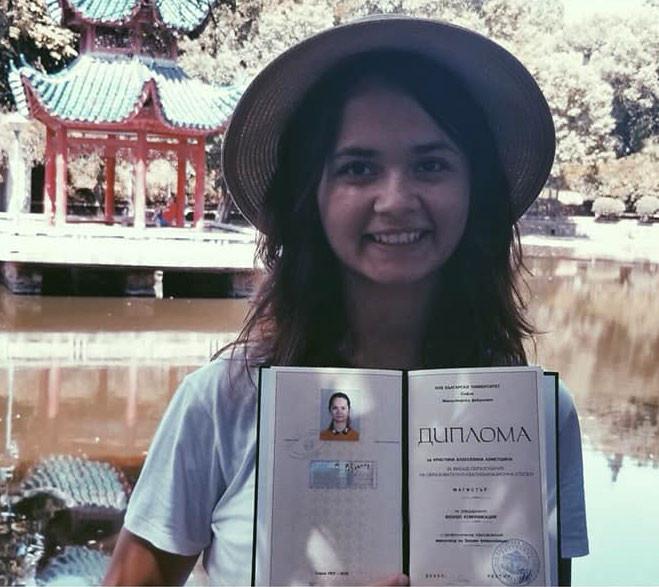 Кристина Ахметшина из Уфы теперь докторант в Китае / Фото: личный архив