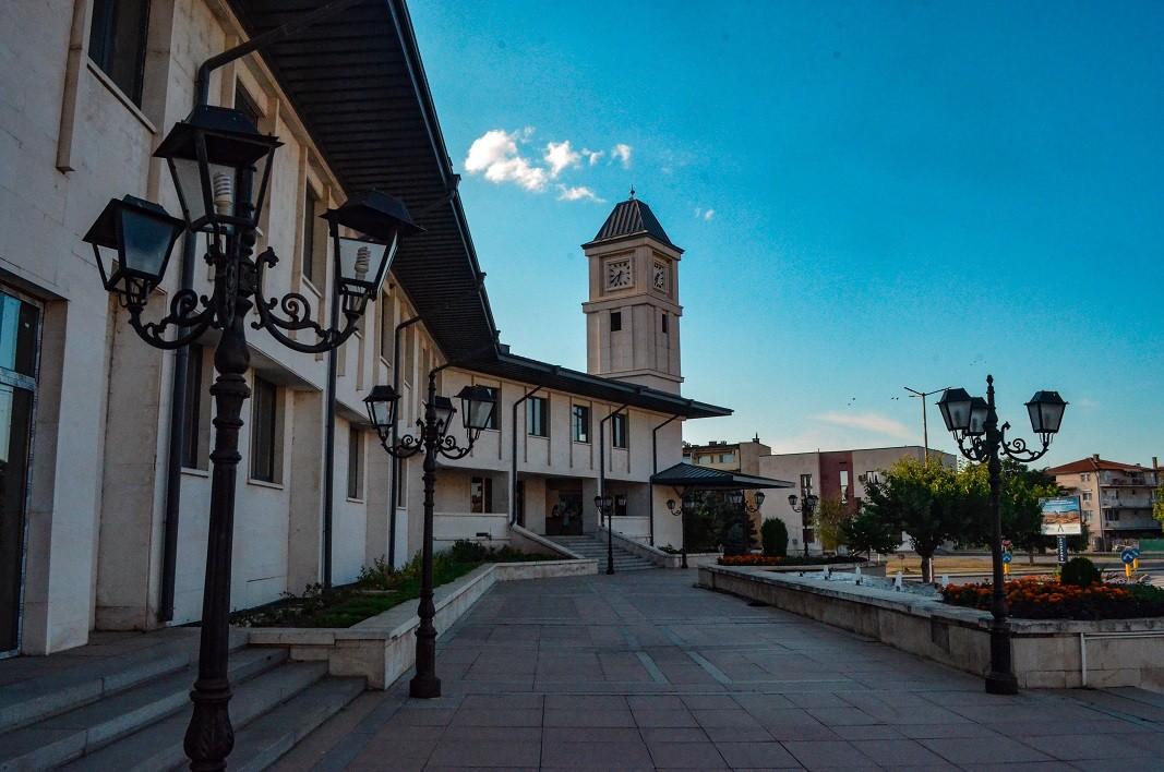 Qendra e qytetit Svilengrad