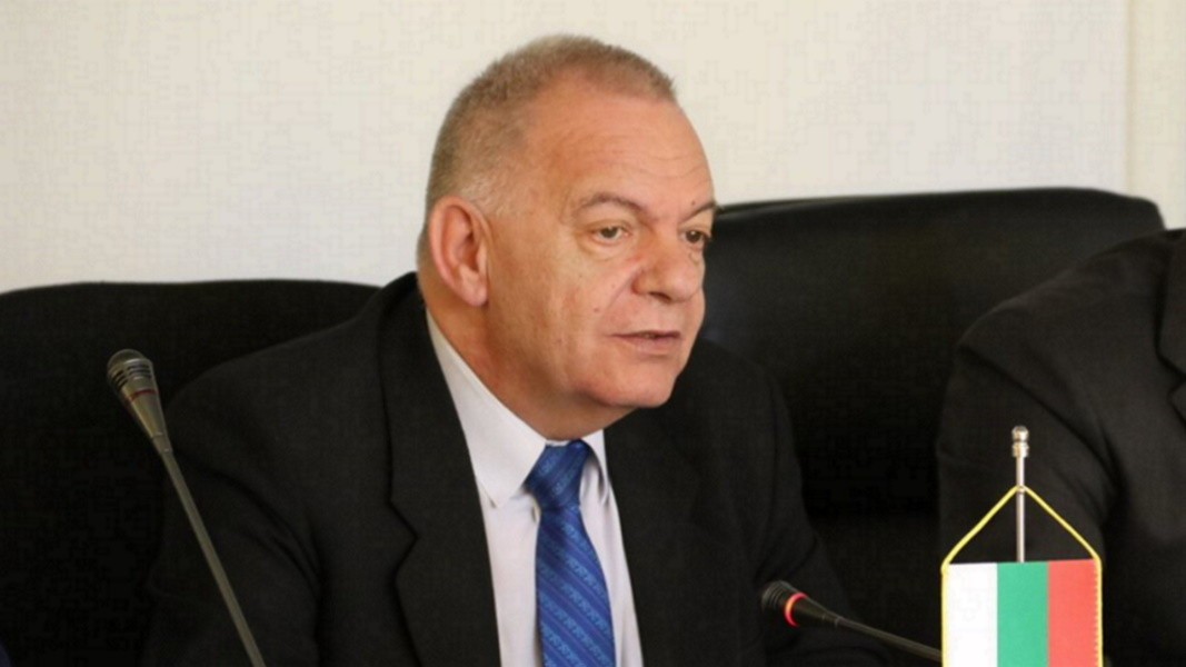 Българският посланик в Сърбия Радко Влайков