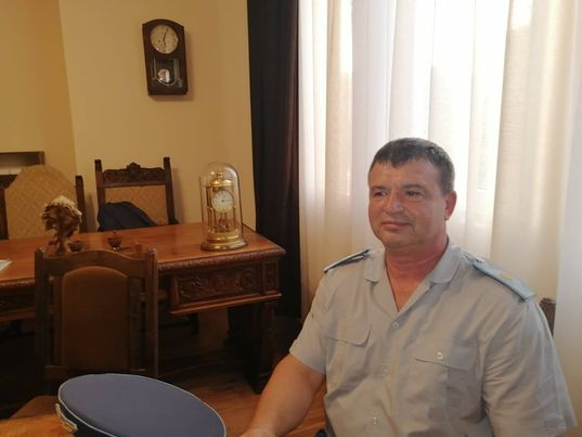 Бригаден генерал Юлиян Радойски/Снимка: Латинка Светозарова