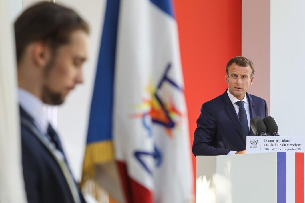 Френският президент Еманюел Макрон обеща да бъде създаден мемориален музей