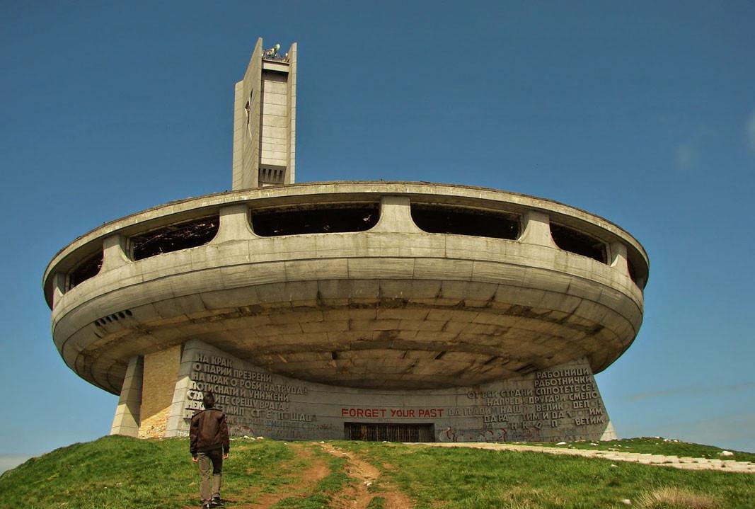 Buzluca tepesindeki anıt evi Dark tourism'in en popüler turistik yeridir.