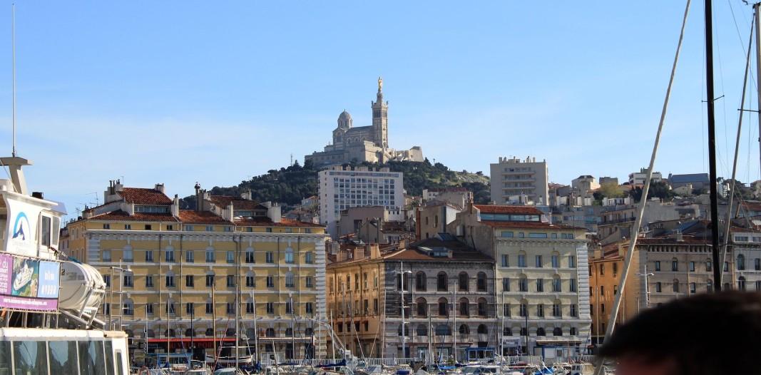 Марсилия и пристанищата на Франция през погледа на Явор Сидеров