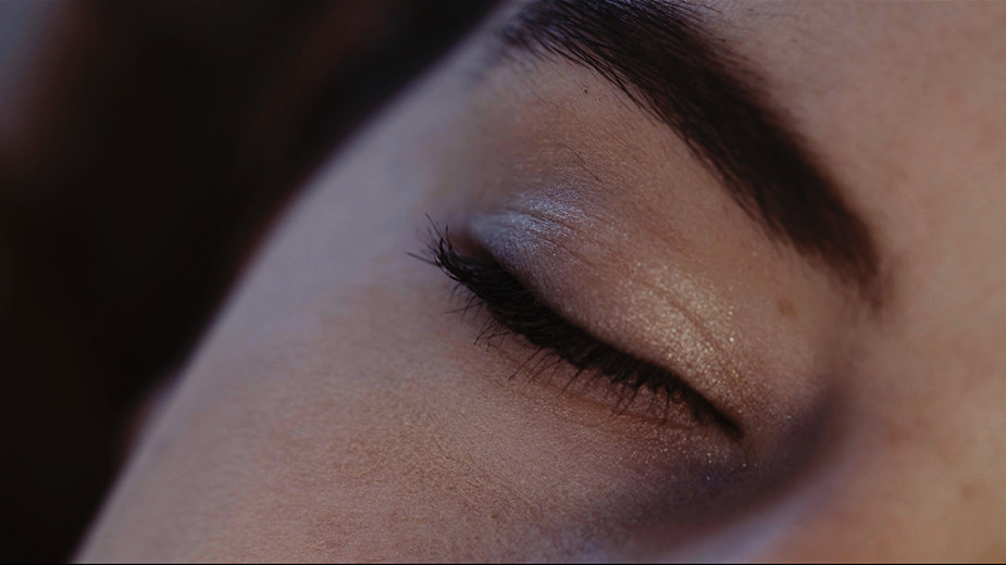 """""""Спящо око"""", стоп кадър от видео в галерия """"Стуктура"""""""
