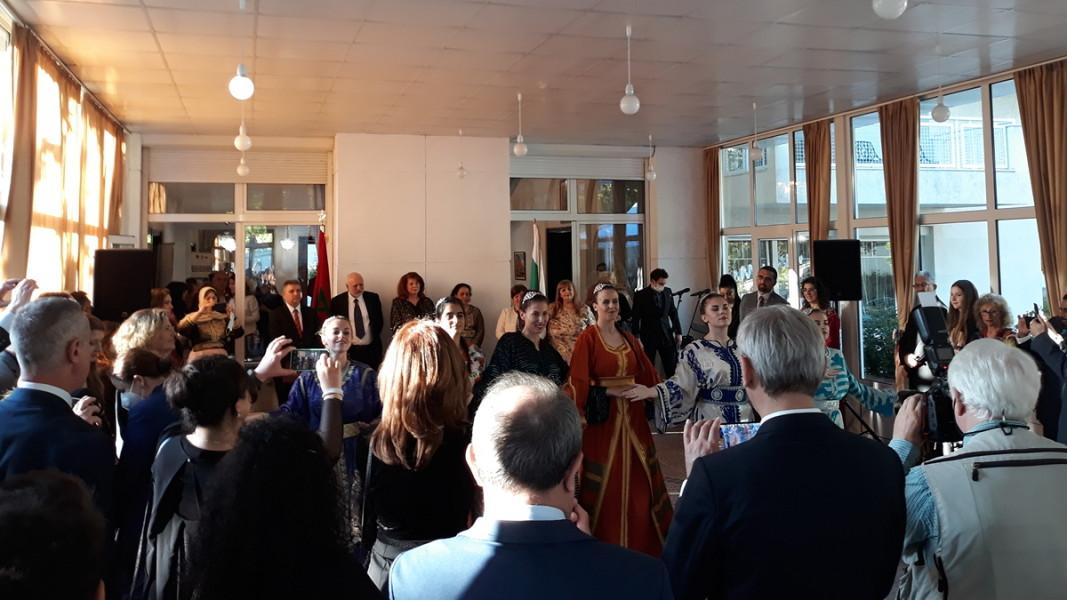 Честване на 60 годишнината от установяването на Дипломатческите отношения между Кралство Мароко и Република България Снимка:Славена Илиева