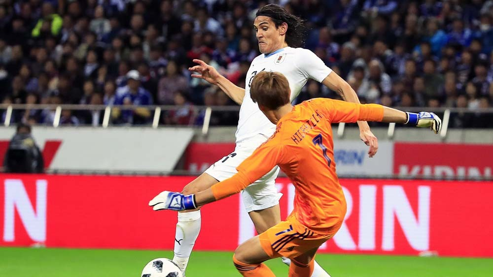 Отборът на Япония победи Уругвай с 4:3 в контролна среща,