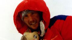 На Еверест, 1984 г.