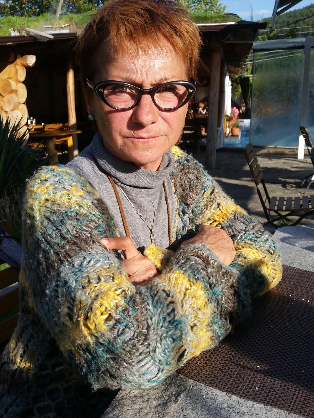 Елена Начева, основател и управител на лагера